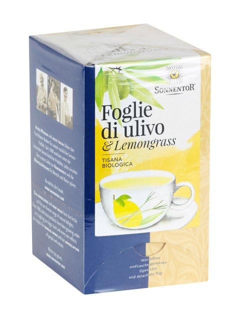 foglie di olivo tisana 1